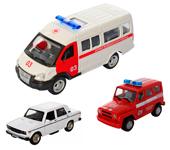 Машинки ТМ Автосвіт/Автопром