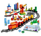 Паркинги. Железные дороги. Треки