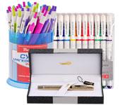 Ручки, наборы ручек, футляры