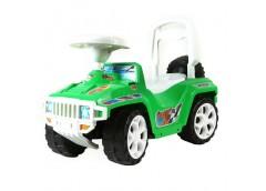 авто-каталка Ориончик зеленый 419  (1)