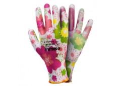 рукавицы Сигма трикотажные с частичным ПУ покрытием, разм. 8