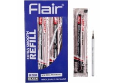 стержень Flair шариков. для ручки Writo-meter 10км. черн  (10/50/500/5000)