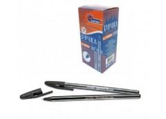 ручка J.Otten 555А шарик. черн  (аналог Aihao AH-555)   (50/1400/2800)