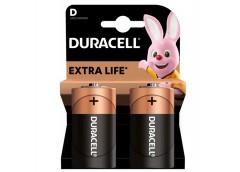 батарейка Duracell LR20  1x 2 блист.  (2/8)