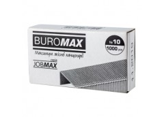 скобы Buromax  №10/1000шт. уп.  BM.4401  (10/1000)