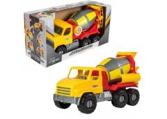 авто City Truck бетономешалка в кор. 39365