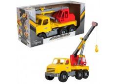авто City Truck кран в кор. 39366