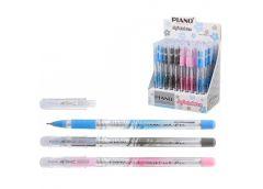 ручка Piano РТ-111А шар. масл. син.  (50/2400)