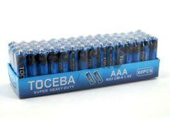 батарейка TOCEBA R 03  1x4 кор. (60/2160)