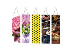 пакет подар. бутылочный 38х11см.  (12)