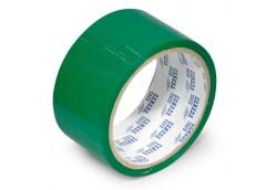 лента клейкая Canada  зеленая 48мм./ 50м. 40мкр.  (6/72)