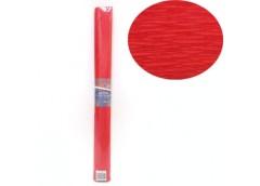 бумага гофр. J.Otten KR150-8001 красная  150%  238г/м2  (50см.х200см.)  (1/100)