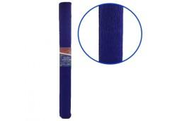бумага гофр. J.Otten KR150-8007 темно-синяя  150%  238г/м2  (50см.х200см.)  (1/1...