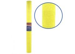 бумага гофр. J.Otten KR150-8014 светло-желтая  150%  238г/м2  (50см.х200см.)  (1...