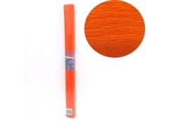 бумага гофр. J.Otten KR150-8015 оранжевая  150%  238г/м2  (50см.х200см.)  (1/100...