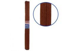бумага гофр. J.Otten KR150-8043 коричневая  150%  238г/м2  (50см.х200см.)  (1/10...