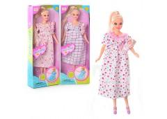 кукла DEFA беременная в кор. 32х12х5см.  6001  (48)