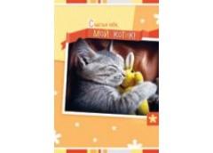 открытка Гранд-кард сред.формат (КВТ, КВ, СТ)