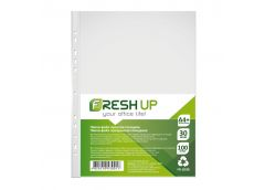 файл Fresh А4 / 30мкр. прозр.  FR-2027 (FR-20-30)  (100/2000)
