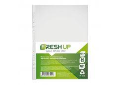 файл Fresh А4 / 30мкр. прозр.  FR-20-30  (100/2000)