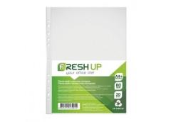 файл Fresh А4 / 80мкр. прозр.  FR-2080-20  (20/1000)