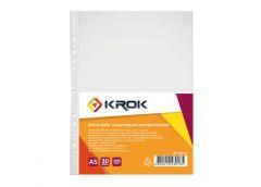 файл Krok А5 / 30мкр. прозр.  KR-2130-А5  (100/6000)