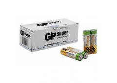 батарейка GP LR 6  1x 2 в кор. (40/200/1000)
