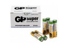 батарейка GP LR 03  1x 2 в кор. (40/200/1000)