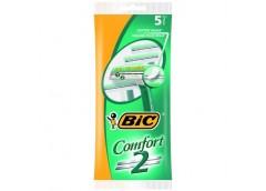 станок для бритья BIC Comfort 2  набор 5шт. цена за набор