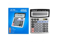 калькулятор Joinus JS-766 настольный большой 20х16х4см.  (20/60)