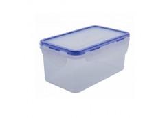 контейнер для пищевых продуктов Алеана с зажимом прямоуг. 0,65л.  (6/90)
