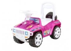 авто-каталка Ориончик розовый 419  (1)