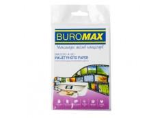 фотобумага Buromax глянцевая А6/180гр./100л.  ВМ.2230-4100  (48)