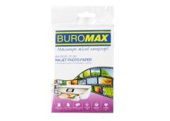 фотобумага Buromax глянцевая А6/200гр./100л.  ВМ.2230-5100  (48)