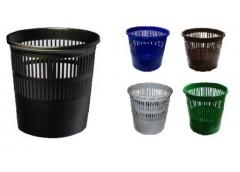 корзина для мусора пластмассов. КИП (с прорезями)