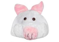маска-шапка Свинка