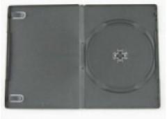 бокс для DVD  9мм черн. на 1диск  (100)