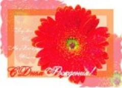 открытка Арт Презент карточка с прис.