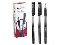 ручка Radius I-Pen шар. масл. черн.  (50/600/1200)