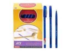 ручка Radius MX шар. масл. син.  (50/500/2000)
