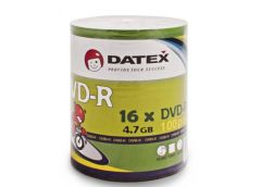 Datex DVD-R  4,7Gb  120min 16x  (bulk100)