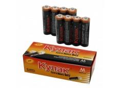 батарейка Кулак R6 1х4 кор.  (60/1200)