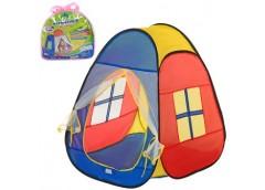 палатка пирамида 86х77х74см.,вход-сетка,застежка-липуч+зав., 2 окна-сетки в сумк...