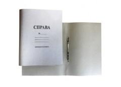 скоросшиватель бумажный  (100)