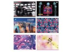 альбом Бриск Gold на скобе АВ-31  20л./120гр.  (12/120)