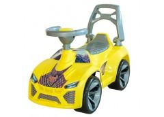 авто-каталка Ламбо лимонная  021  (1)
