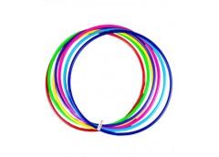 обруч цветной 2 средний (75см.)  0166  (10)