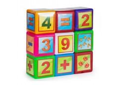 кубик математика -9 больш.  020/3  (12)