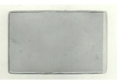 обложка Tascom на банковскую карточку ПВХ прозрачн. 200мкр.  61-Bk  (20)
