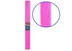 бумага гофр. J.Otten KR150-8004 розовая  150%  238г/м2  (50см.х200см.)  (1/100)